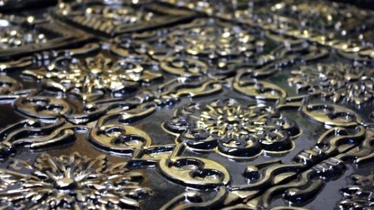 золотая печь_изразцы
