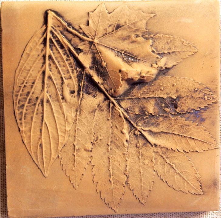 листочек
