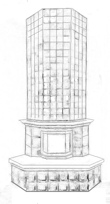 майоликовый-рисунок