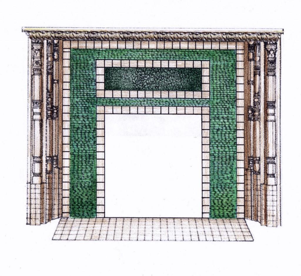 портал зеленый