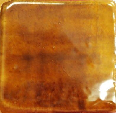 янтарная майолика