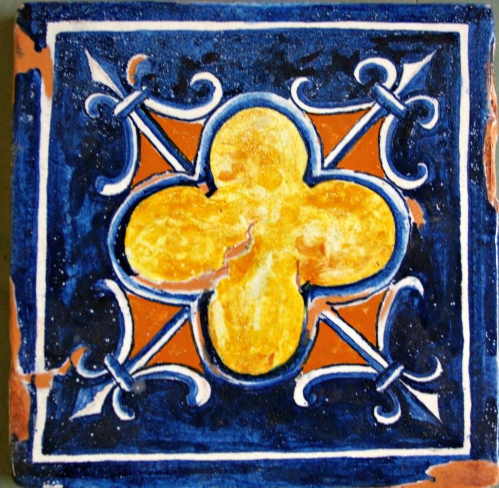 Испания плитка