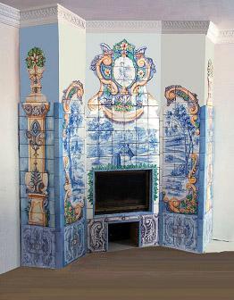 Португальский камин