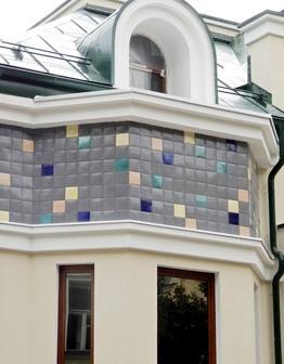 Фасад Графитовый
