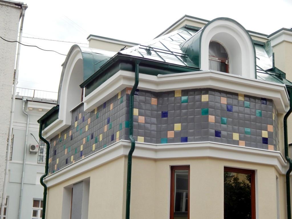 Декоративные элементы на фасад из фибробетона цена товарный бетон москва доставка