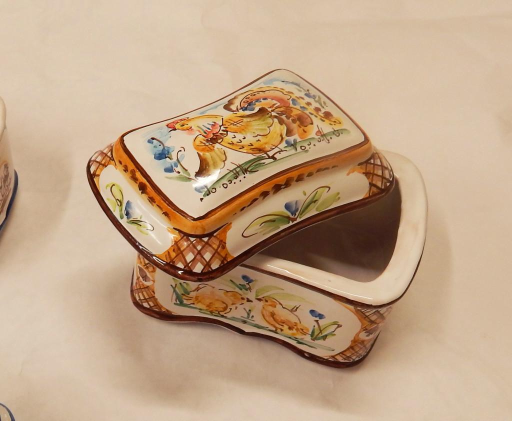 Ceramica shkatulki