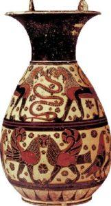 Древнегреческая керамика