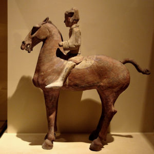 Керамика эпохи Хань
