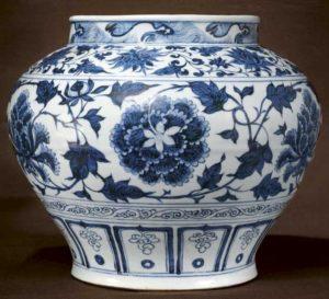 Керамика юаньская