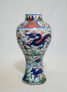 Керамика империи Цин