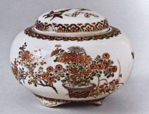 Японская керамика история