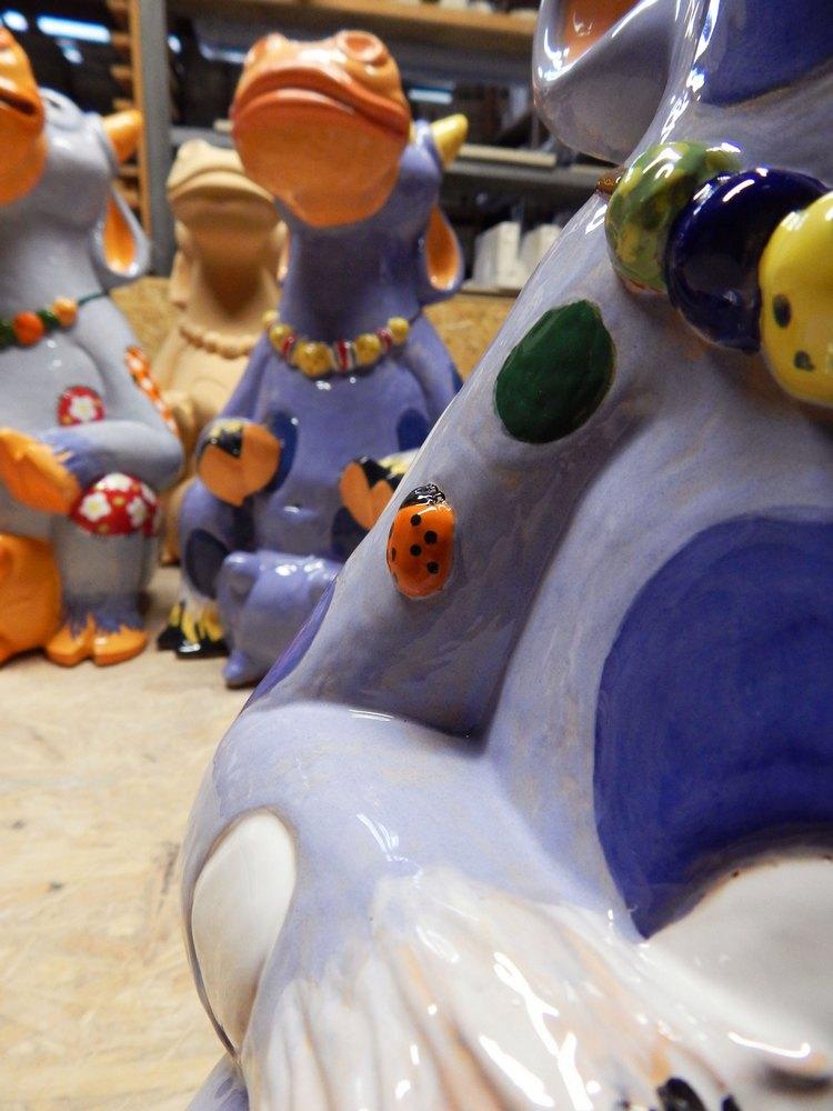 Keramika ruchnoj raboty