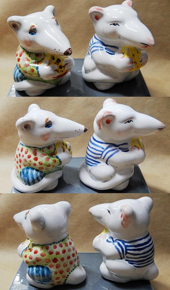 Mysh iz keramiki