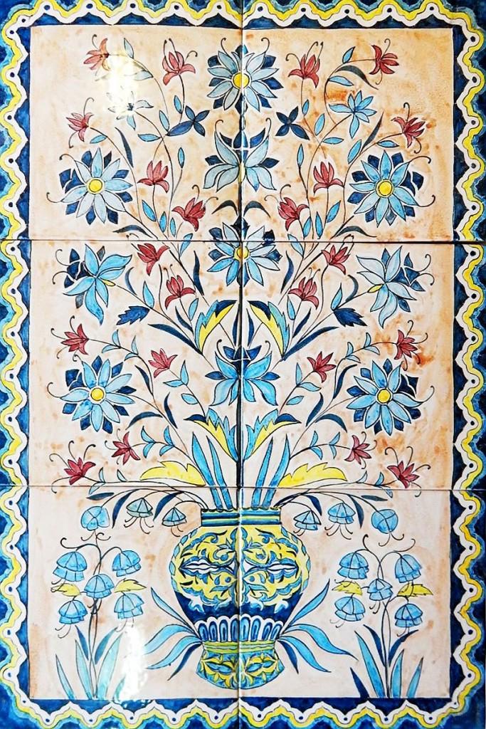 Панно персидское 410х615