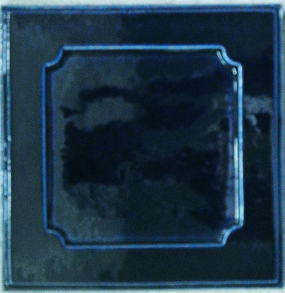 квадрат синий