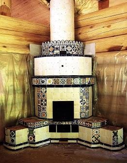 Печь-камин Испания