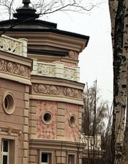 Перламутровый фасад — итальянское Возрождение в Ангелово