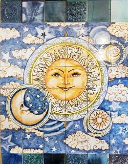 Панно «Солнышко»