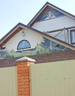 Билибинский фасад