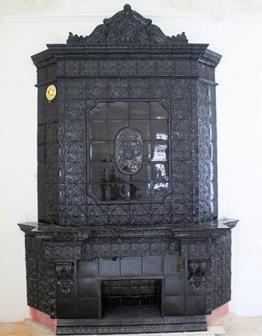 Камин Магия черного