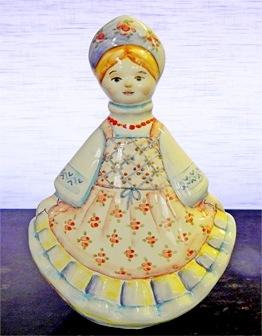 Сувенир Алёнушка