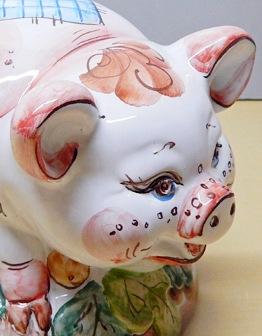 Сувенир Свинья-копилка