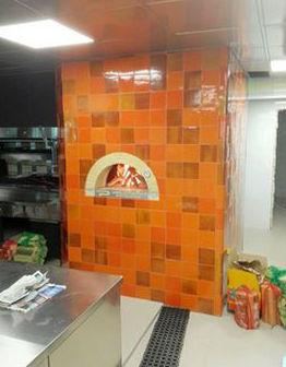 Изразцовая печь Лавацца