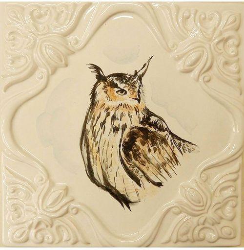 Изразцы серии «Птицы»