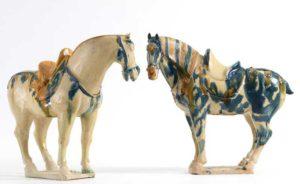 Керамика эпохи Тан