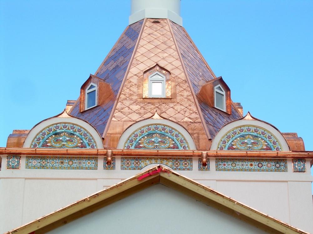 Ceramica fasad