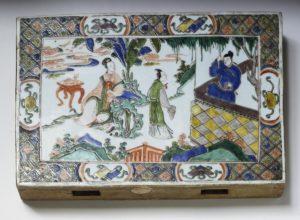 Китайская керамика и фарфор