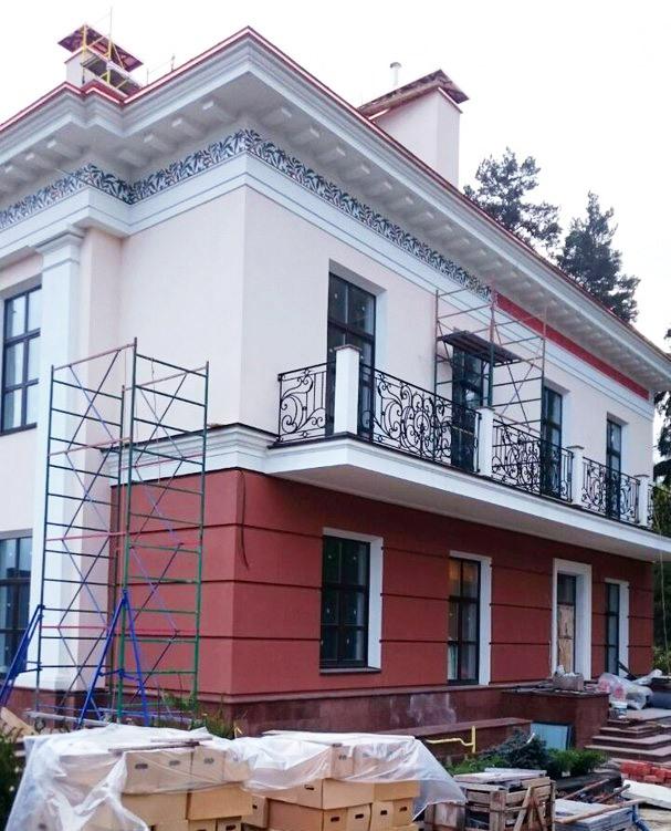 Rastitelnyj fasad