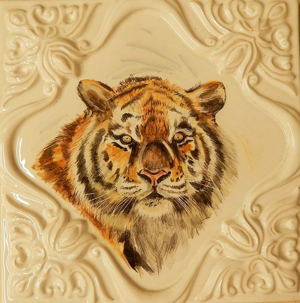 Tigr izrazec