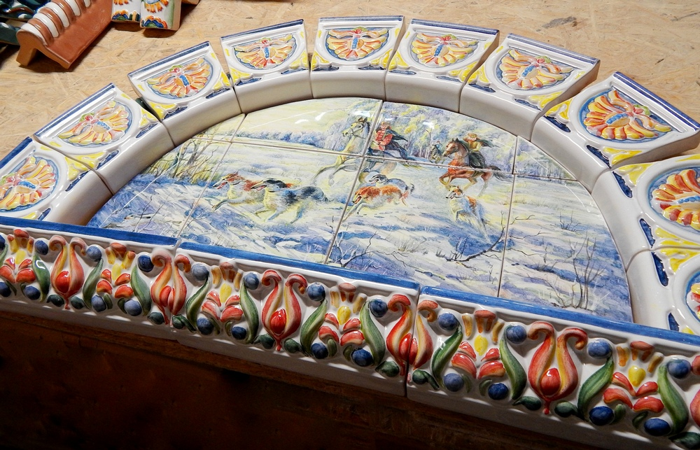Panno ceramica